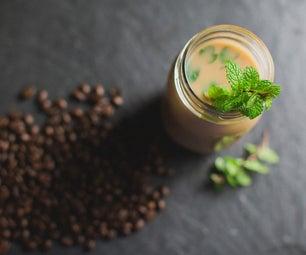 Mint Mojito Pour Over Coffee