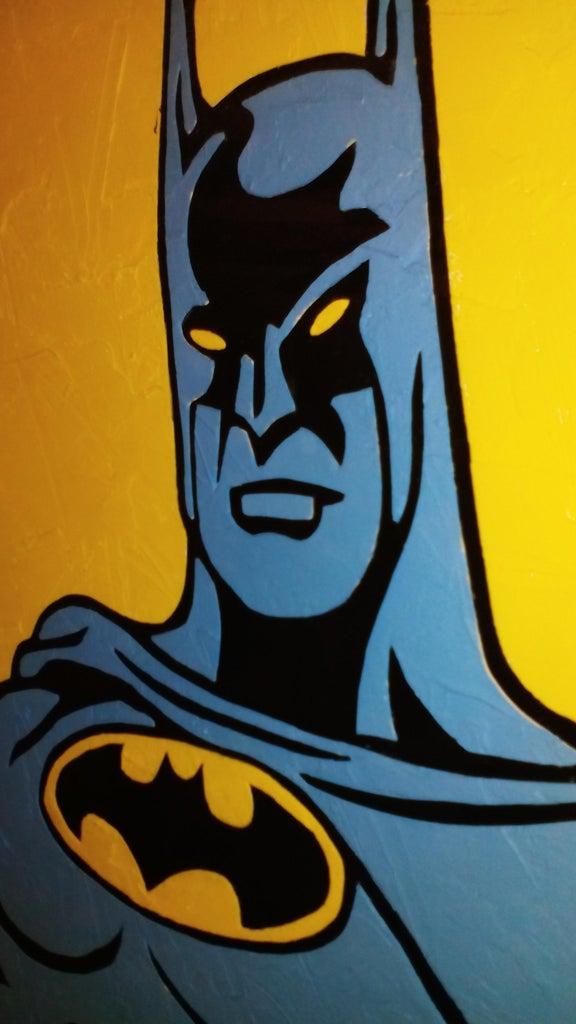 The Dark Knight Rises !