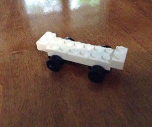 Lego Fingerboard