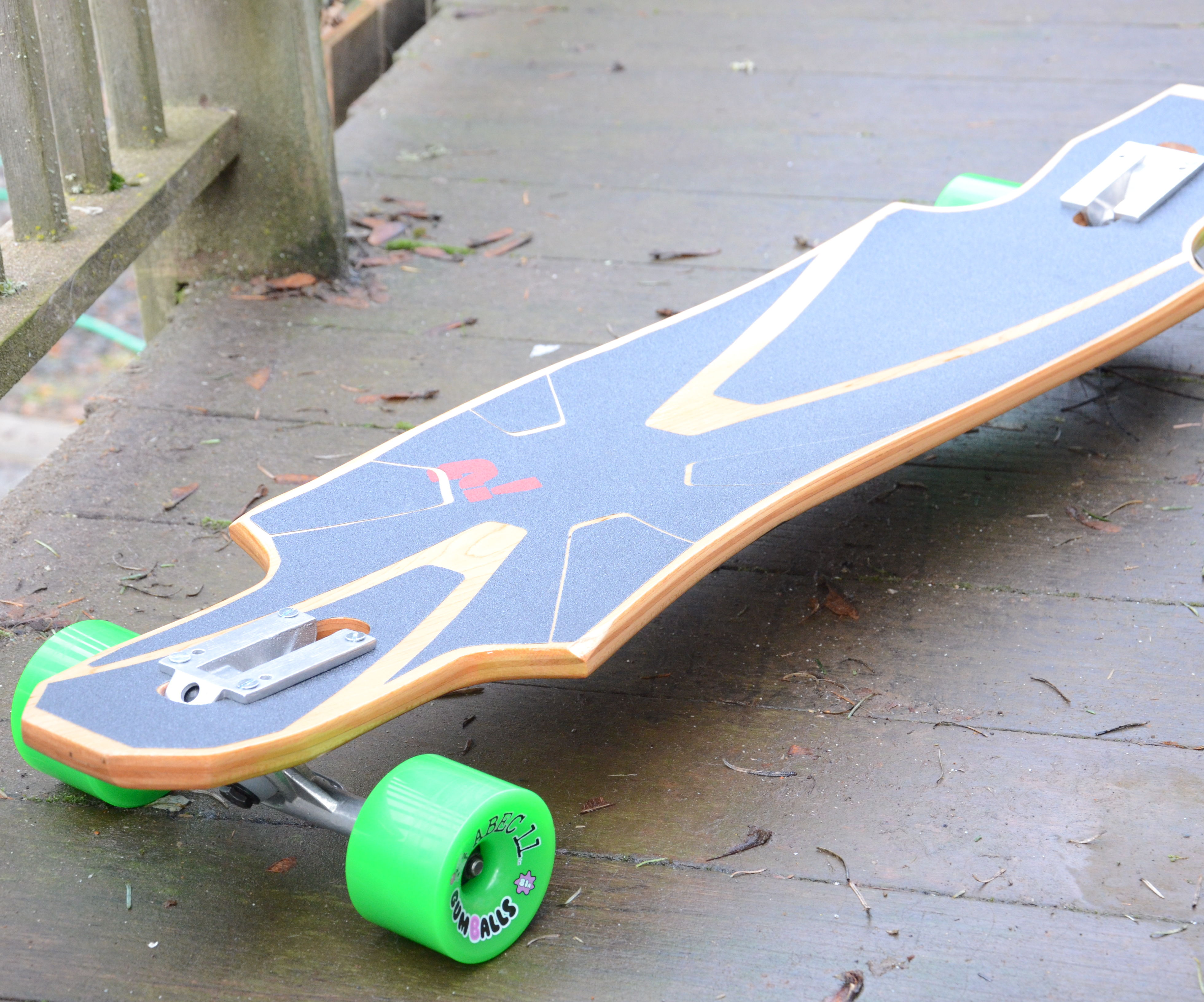 How to Build Long Boards From a Maple Tree