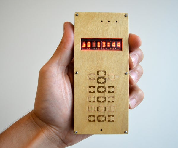 Make Your Own Cellphone From Scratch.
