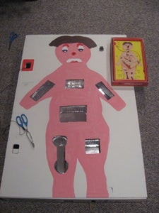 Giant Game of Operation