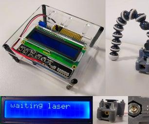 Arduino Laser-based Timing System