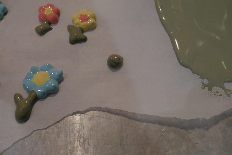 Meringue Cookie Decorations
