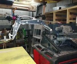 Robot 95% Recyclé