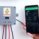 DIY Solar Panel Monitoring System - V1.0
