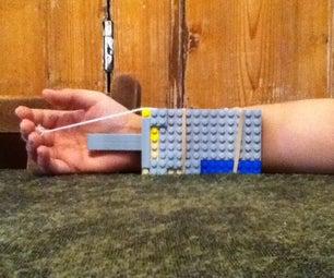 Small Lego Hidden Blade