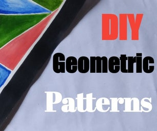 DIY Geometric Patterns