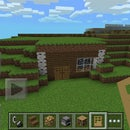Minecraft Hill House