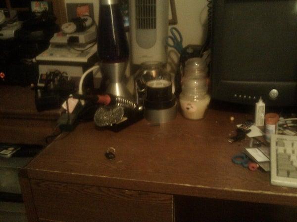 My Bedroom Workspace