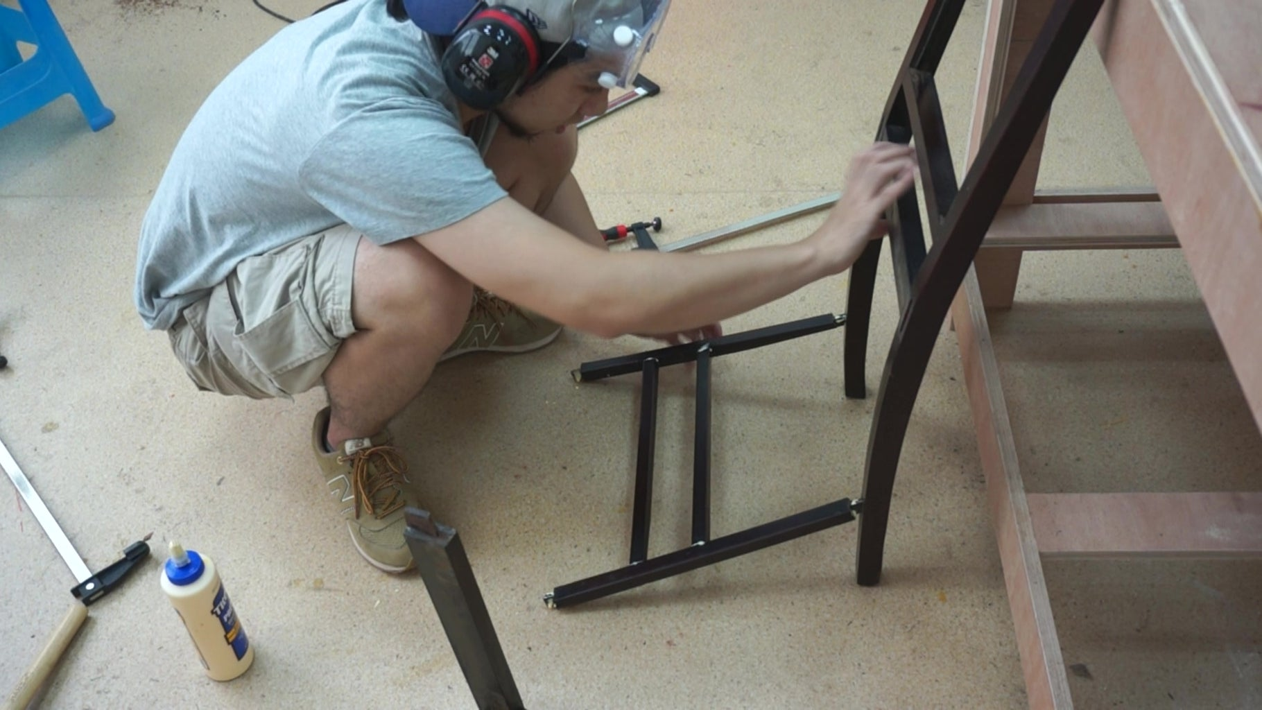Reassemble the Chair