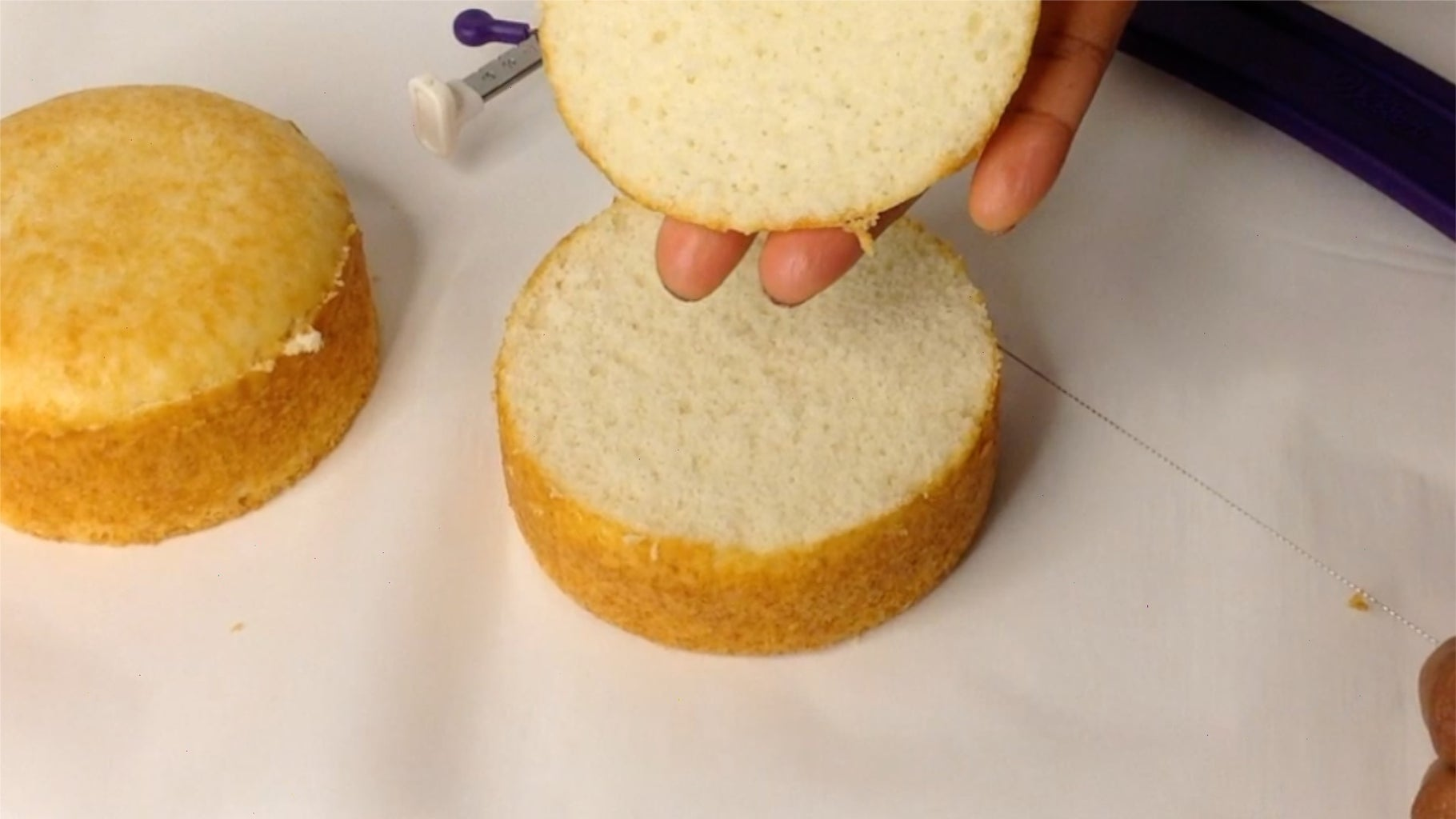 Step 2: Prepare Your Cake for Decorating