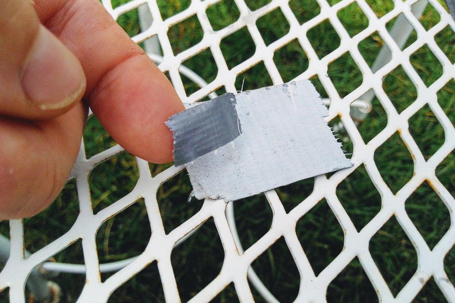 Bandage Preparation - Creating Bandage