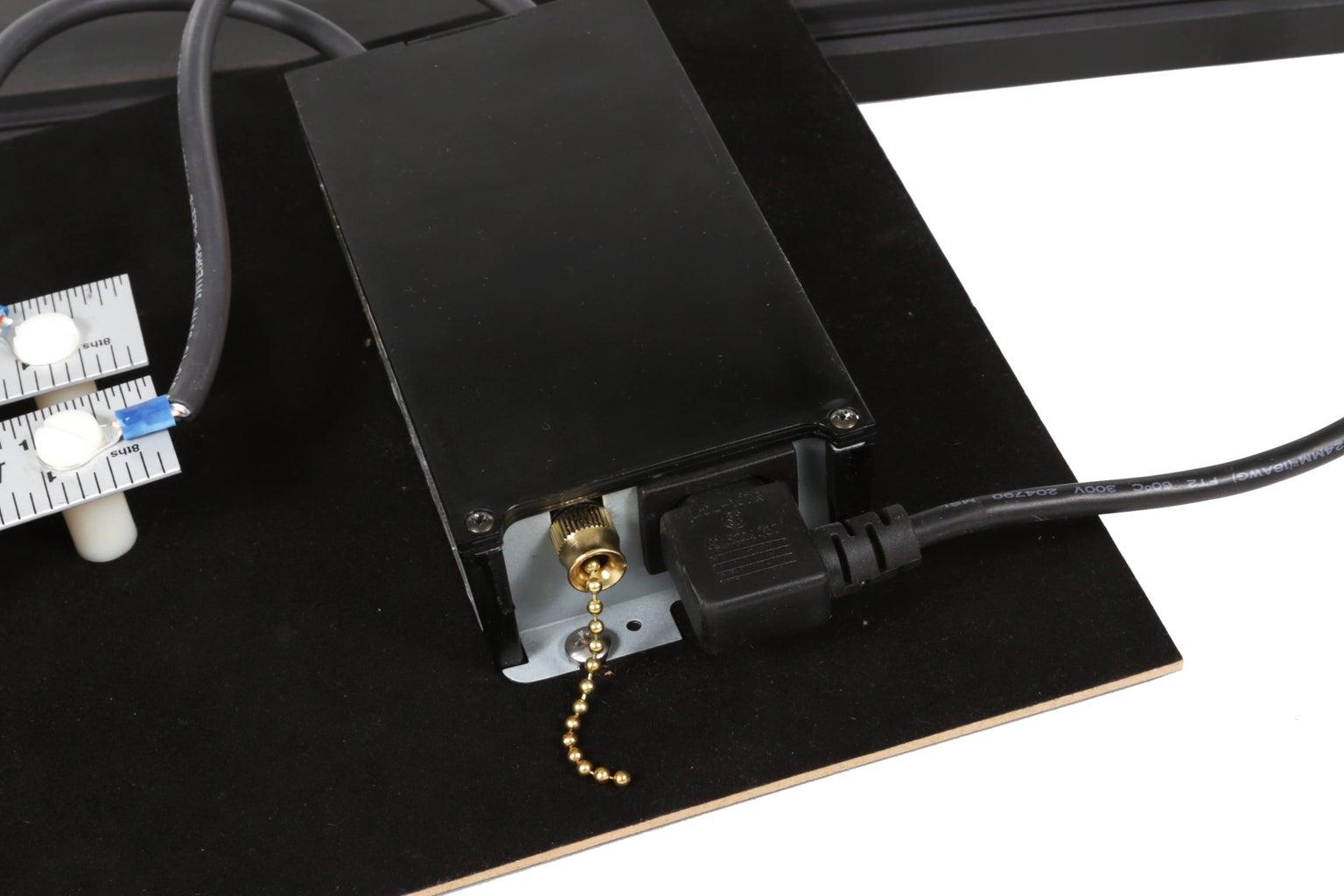 Attach the Plug