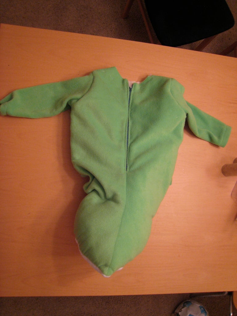 Yoshi Suit (Body Cut and Sew)