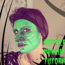 Reptile Makeup Tutorial