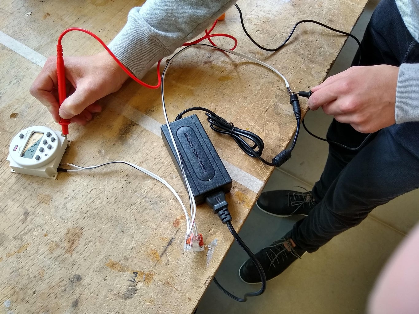 Step C3: Test the Circuit