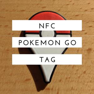 Pokemon Go PLUS NFC Tag
