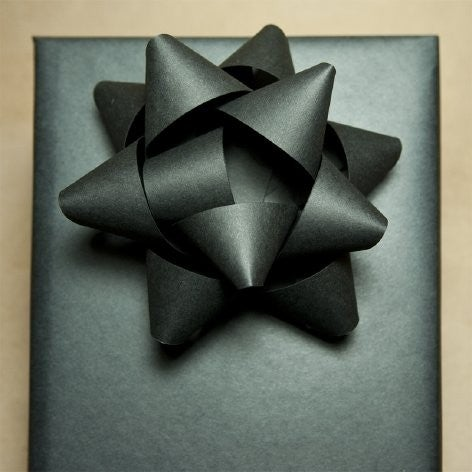 How to Make a Paper Gift Bow (Ribbon)!