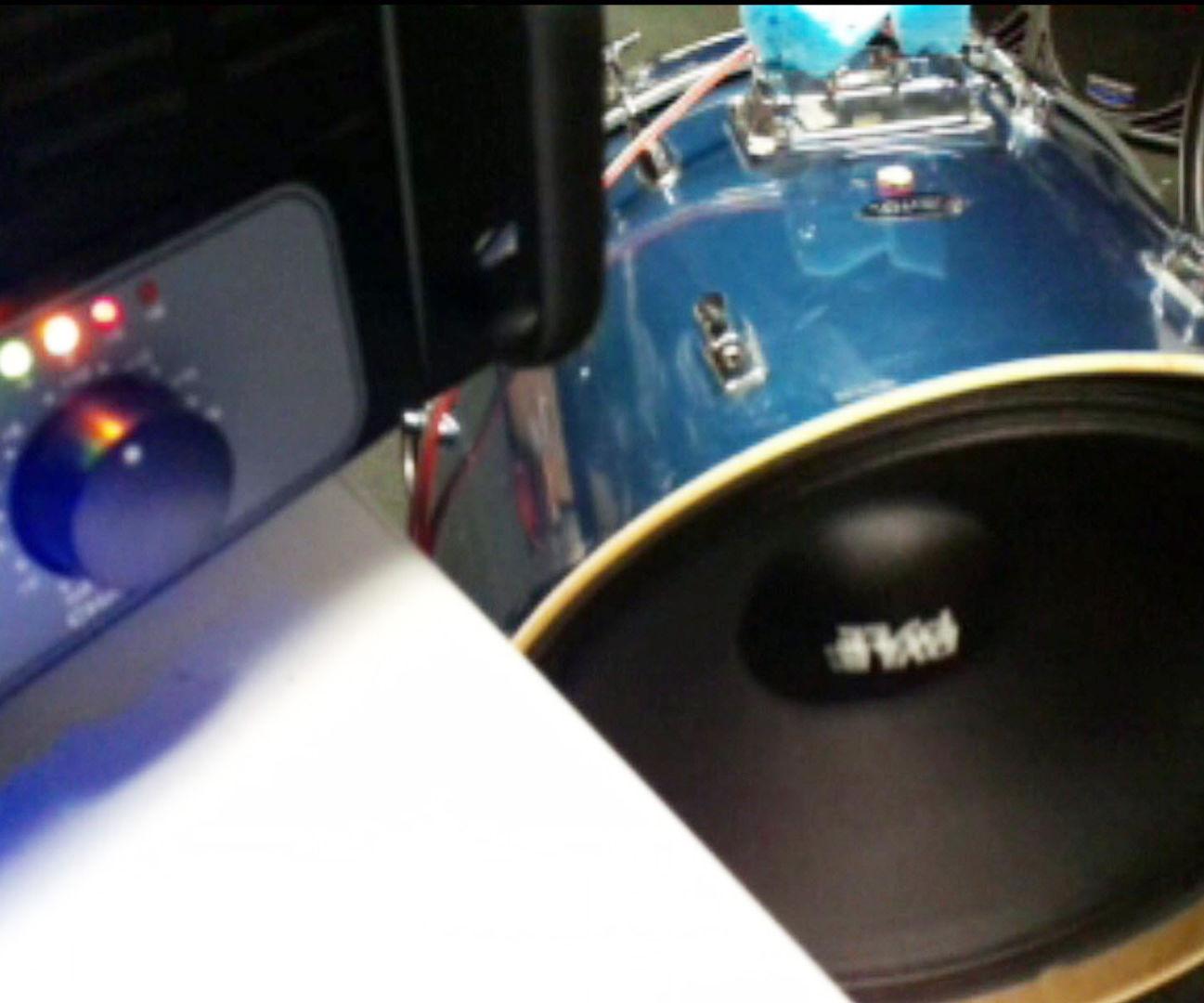 infrasonic sub-audible resonant sub-woofer boom base cannon