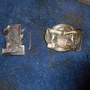 Pot metal/Pewter Buckle Repair