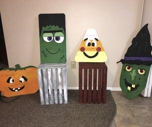 Spooky Pallets