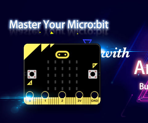Master Your Micro:bit With Arduino IDE--Button and Other GPIO
