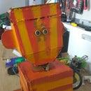 HinDeR Humanoid In-Door Explorer Robot- Part 2