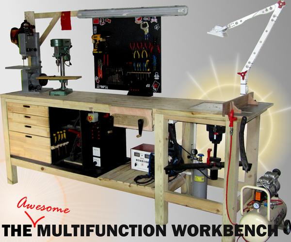 The Universal Multipurpose Workbench