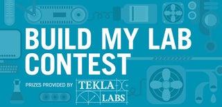 Build My Lab Contest