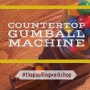 Countertop Gumball Machine