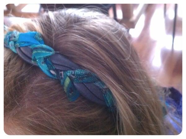 How to Make a Braided Headband