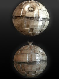 Death Star Ornament Inspired by Star Wars