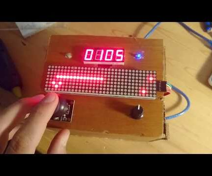 Snake Game With Arduino