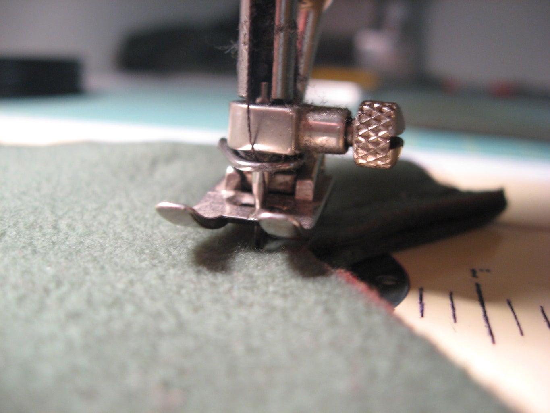 Sew Sides Together