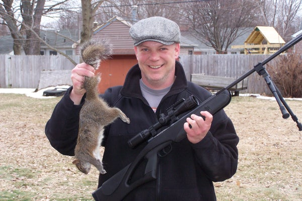 Quick and Easy Squirrel Skinnin'