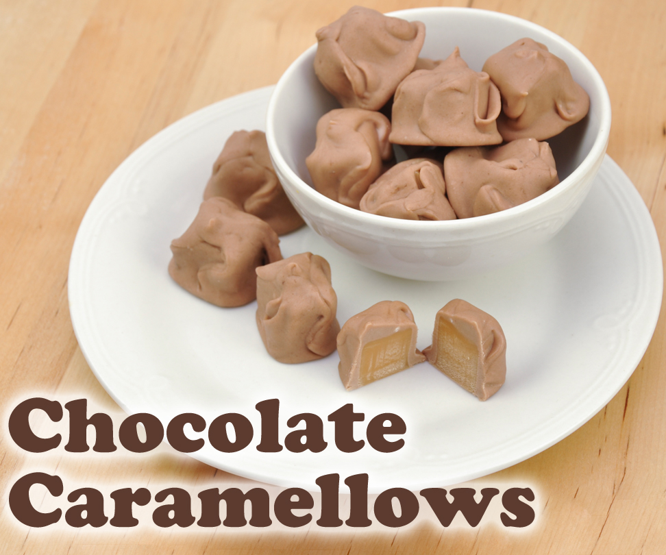 Chocolate Caramellows