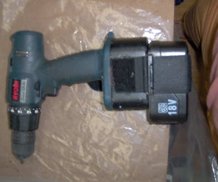 Battery Adaptor for Cordless Tool