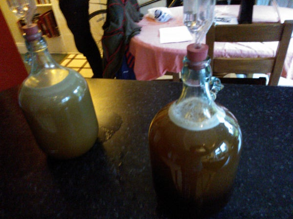 Butterscotch Mead