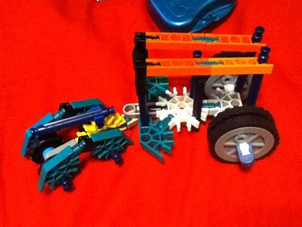 Knex Transformer Combo: Behemoth