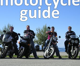 Motorcycle Guide (Maintenance + Projects)