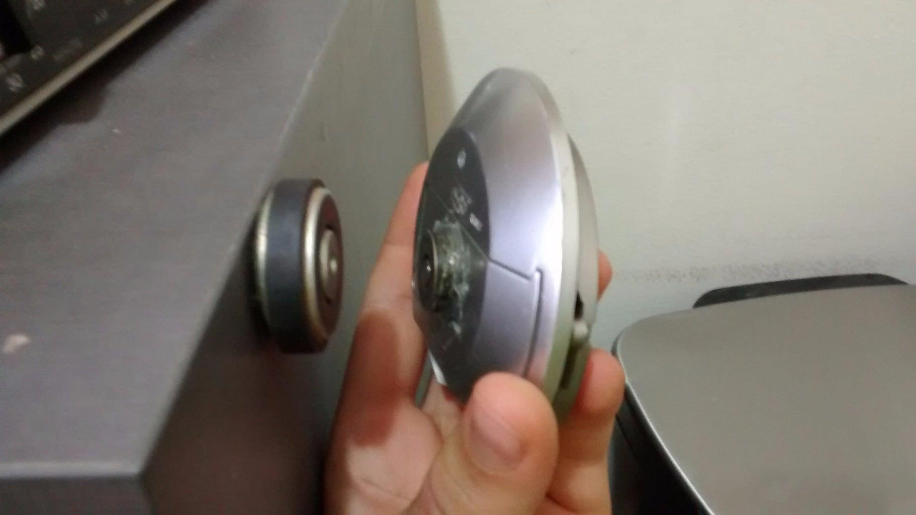 MAGNETIC ALARM CLOCK!!!!