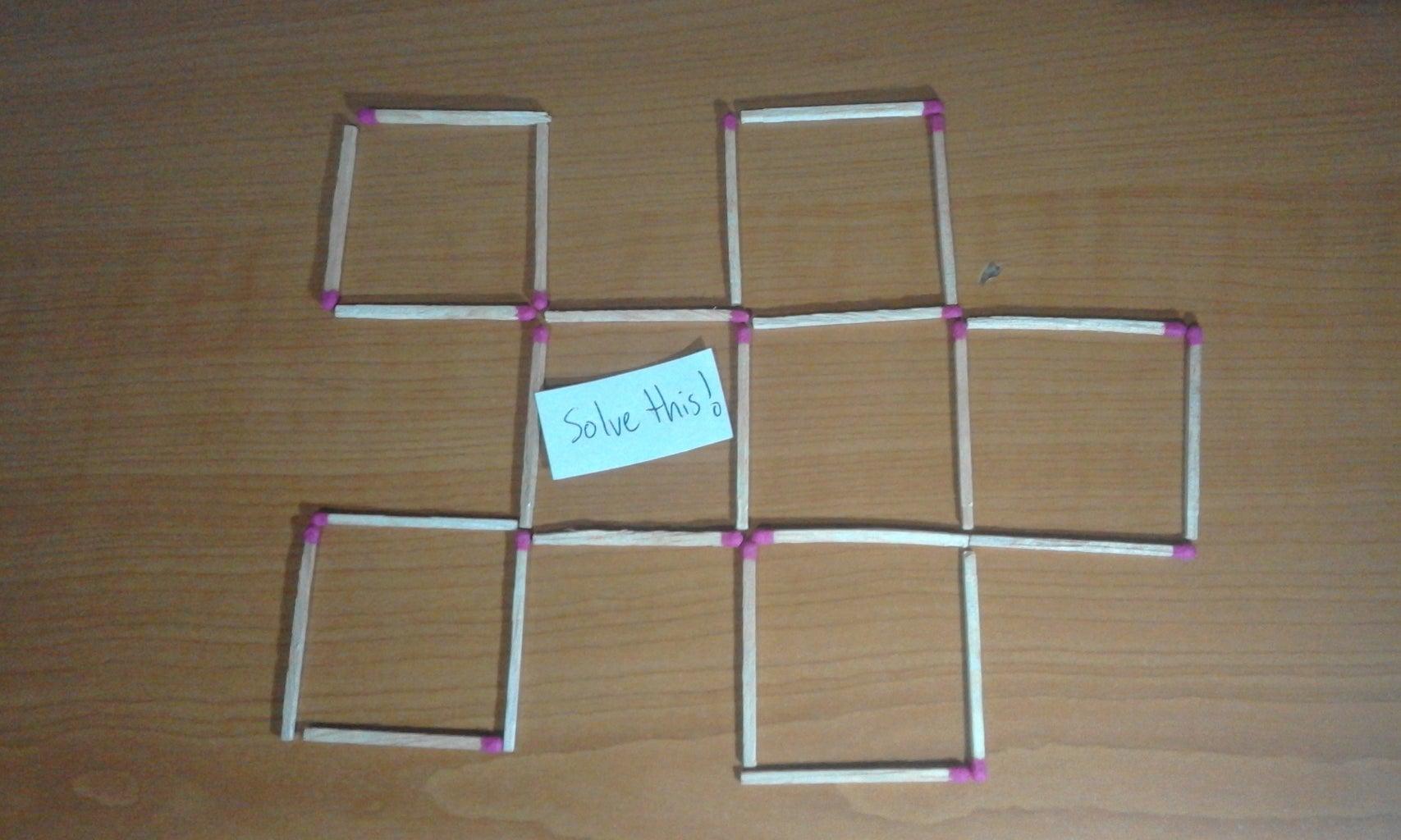 Puzzle #3 (Medium)