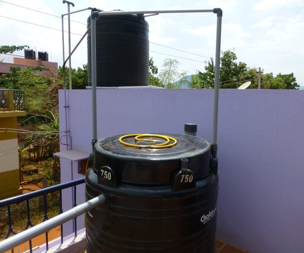 How to Build a Medium Sized Biogas Plant