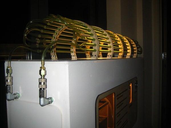 The Algae Experiment: How to Build Your Own Algae Photo-bioreactor.