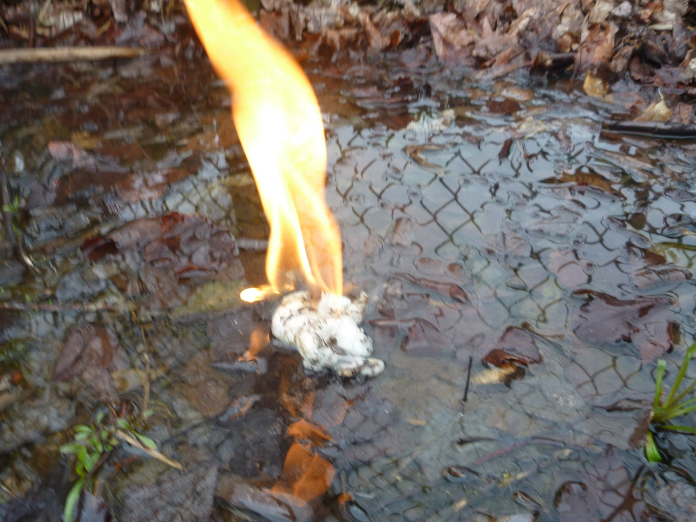 Awesome Firestarters From Everyday Bathroom Objects