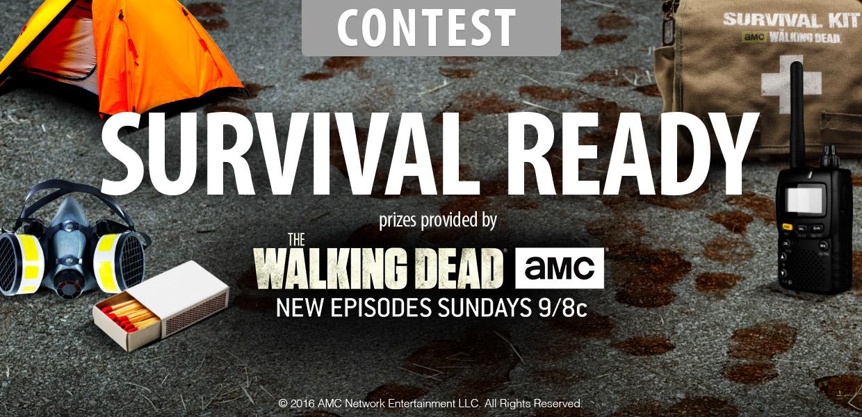 Survival Ready Contest