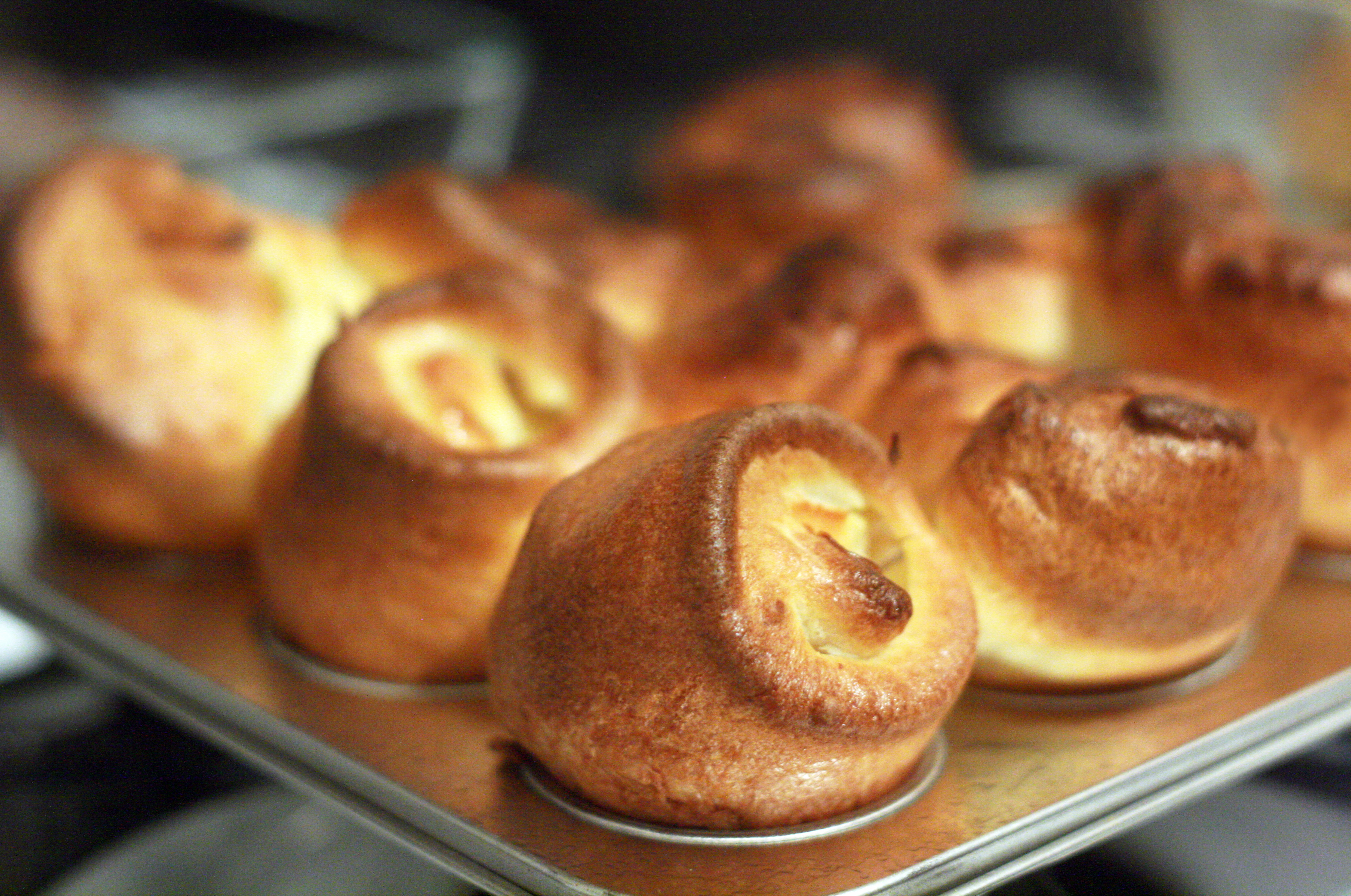 Mini Yorkshire Puddings
