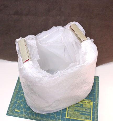Plastic Bag Upcycle