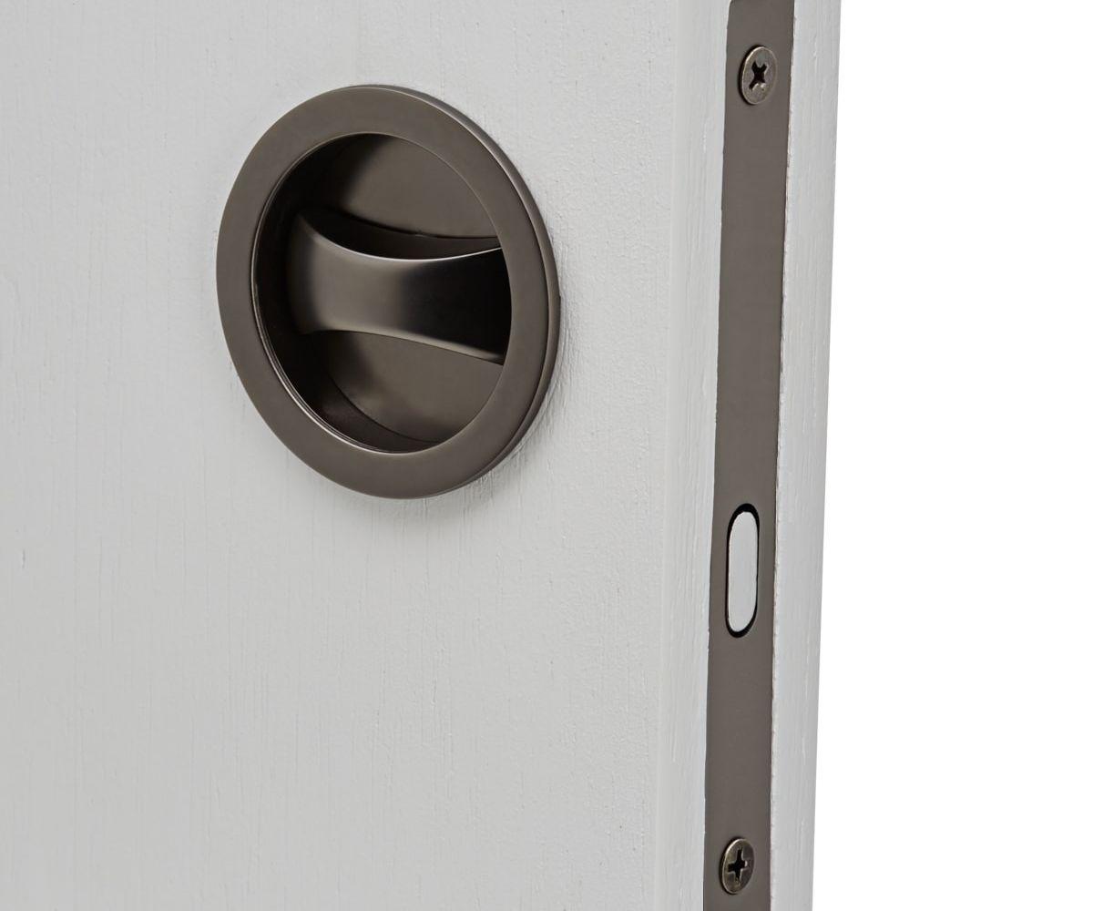 Install Sliding Cavity Door (Pocket Door) Privacy Handle